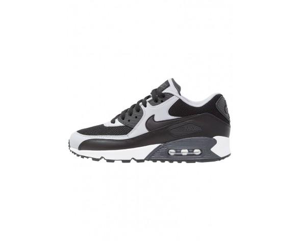 Nike Air Max 90 Essential Schuhe Low NIK8cl2-Schwarz