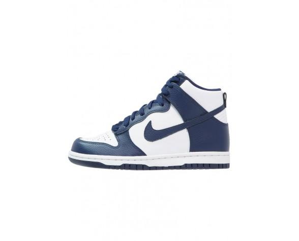 Nike Dunk Hi Schuhe High NIK2b4o-Weiß