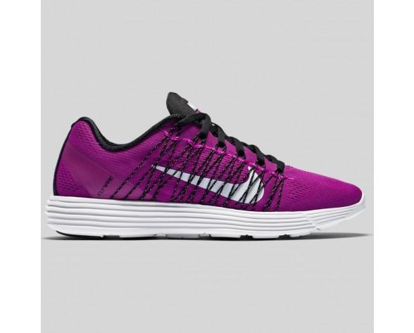 Damen & Herren - Nike Wmns Lunaracer+ 3 Hyper Violet Weiß Schwarz
