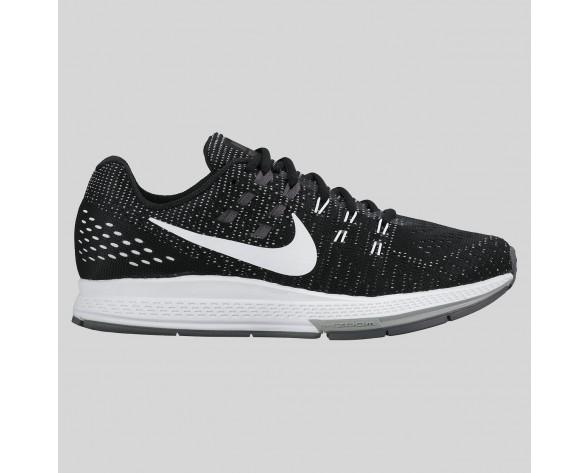 Damen & Herren - Nike Wmns Air Zoom Structure 19 Schwarz Weiß Cool Grau