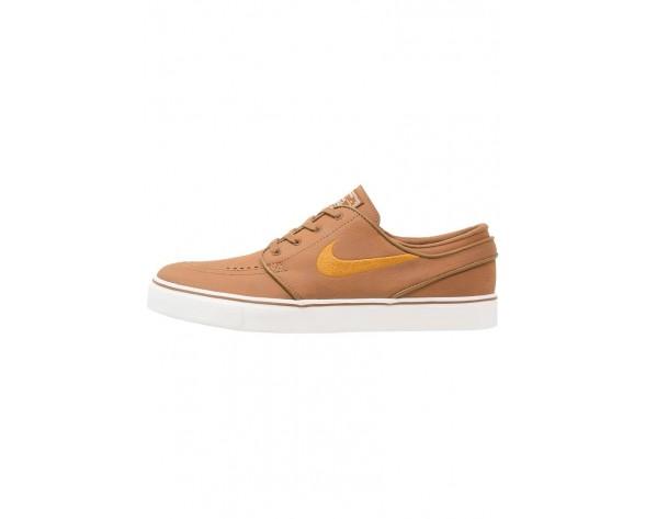 Nike Sb Zoom Stefan Janoski L Schuhe Low NIK3fgc-Braun