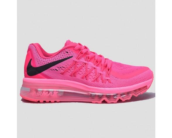 Damen & Herren - Nike Wmns Air Max 2015 Pink Foil Schwarz