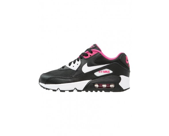 Nike Air Max 90 Schuhe Low NIKql42-Schwarz