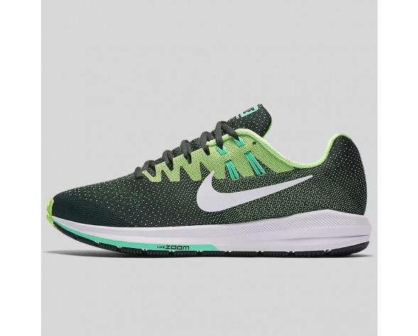 Damen & Herren - Nike Air Zoom Structure 20 Seaweed Weiß Geist Grün
