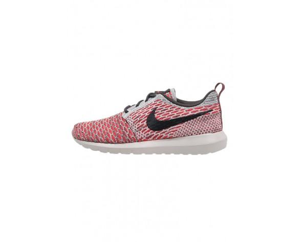 Nike Flyknit Roshe One Schuhe Low NIKhqbj-Rot