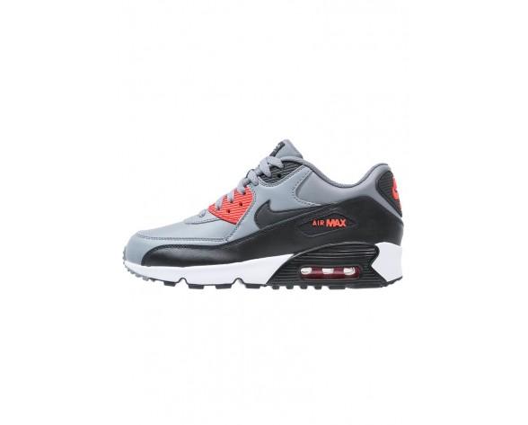 Nike Air Max 90 Schuhe Low NIKo21b-Grau