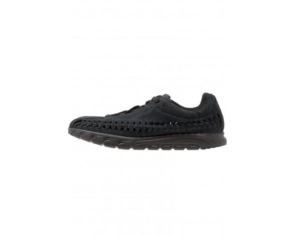 Nike Mayfly Woven Schuhe Low NIKvy7a-Schwarz