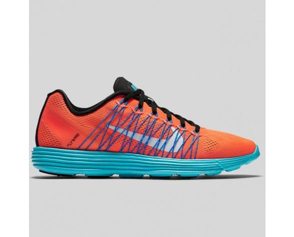 Damen & Herren - Nike Lunaracer+ 3 Total Karmesinrot Weiß Foto Blau