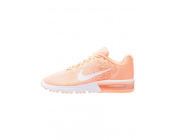 Nike Performance Air Max Sequent 2 Schuhe Low NIK5w3m-Orange