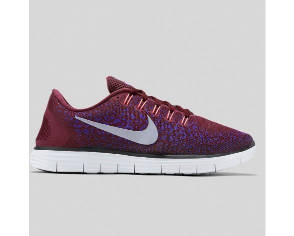 Damen & Herren - Nike Free RN Distance Nacht Maroon Fierce lila