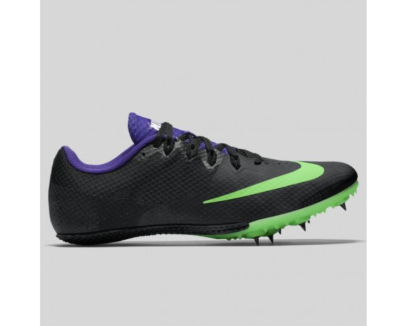 Damen & Herren - Nike Zoom Rival S 8 Schwarz Grün Strike Force lila