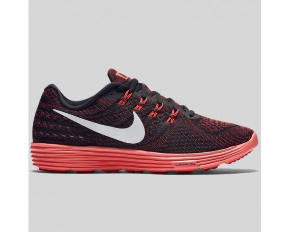 Damen & Herren - Nike Lunartempo 2 Universität Rote Schwarz Hell Karmesinrot