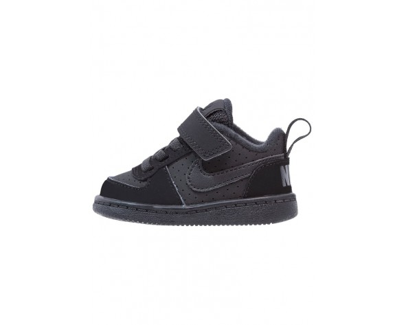 Nike Court Borough Schuhe Low NIKx1gt-Schwarz