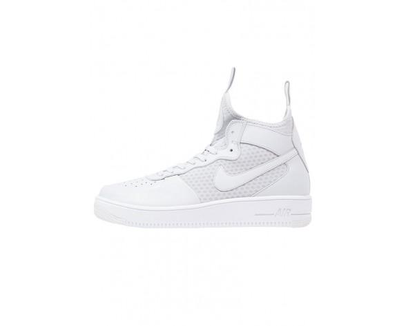 Nike Air Force 1 Ultraforce Schuhe High NIK7hi6-Schwarz