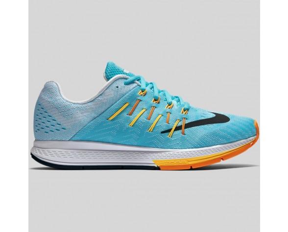 Damen & Herren - Nike Wmns Air Zoom Elite 8 Gamma Blau Schwarz Laser Orange