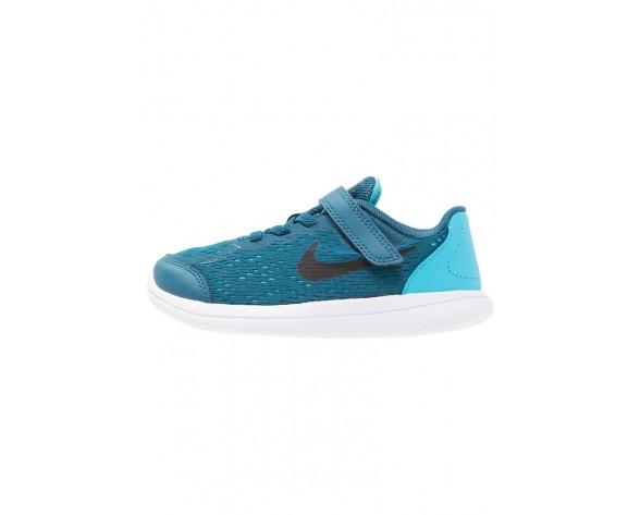 Nike Performance Flex Run 2017 Schuhe NIKbdz3-Blau