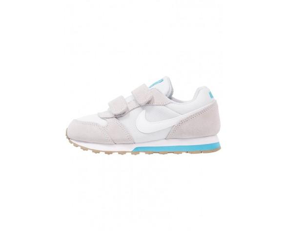 Nike Md Runner 2 Schuhe Low NIK65un-Weiß
