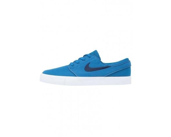 Nike Sb Zoom Stefan Janoski Cnvs Schuhe Low NIK1m89-Blau