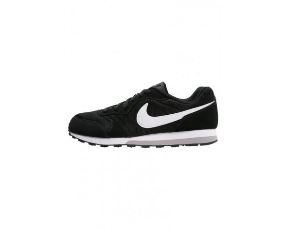 Nike Md Runner 2 Schuhe Low NIK9x6o-Schwarz