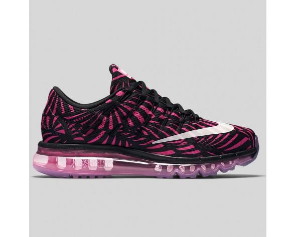 Damen & Herren - Nike Wmns Air Max 2016 Print Schwarz Pearl Pink