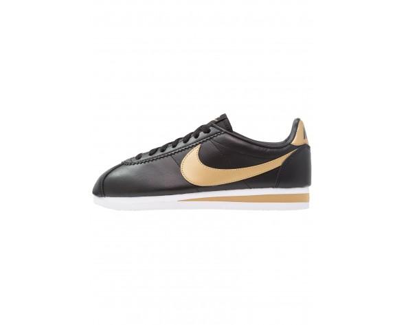 Nike Classic Cortez Schuhe Low NIK8kqf-Schwarz