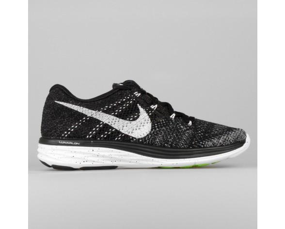 Damen & Herren - Nike Wmns Flyknit Lunar3 Oreo