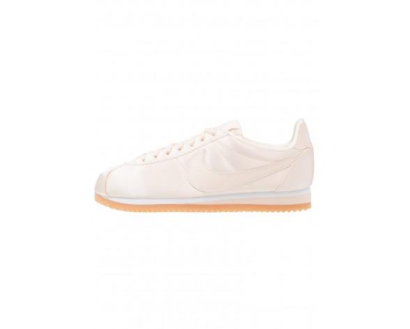 Nike Classic Cortez Satin Qs Schuhe Low NIKy5kg-Orange