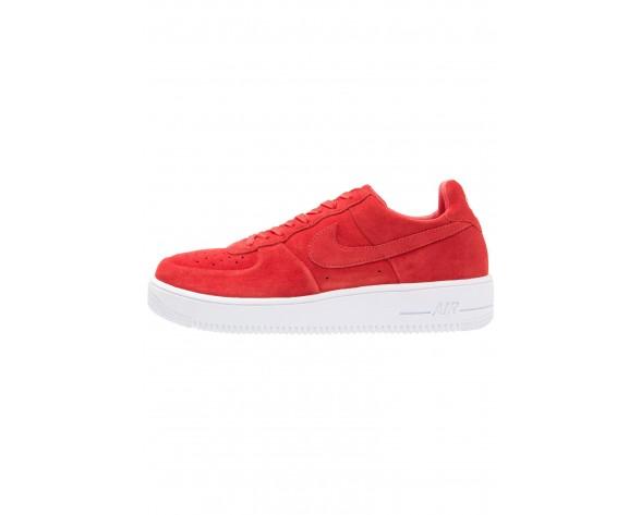 Nike Air Force 1 Ultraforce Schuhe Low NIKlars-Rot