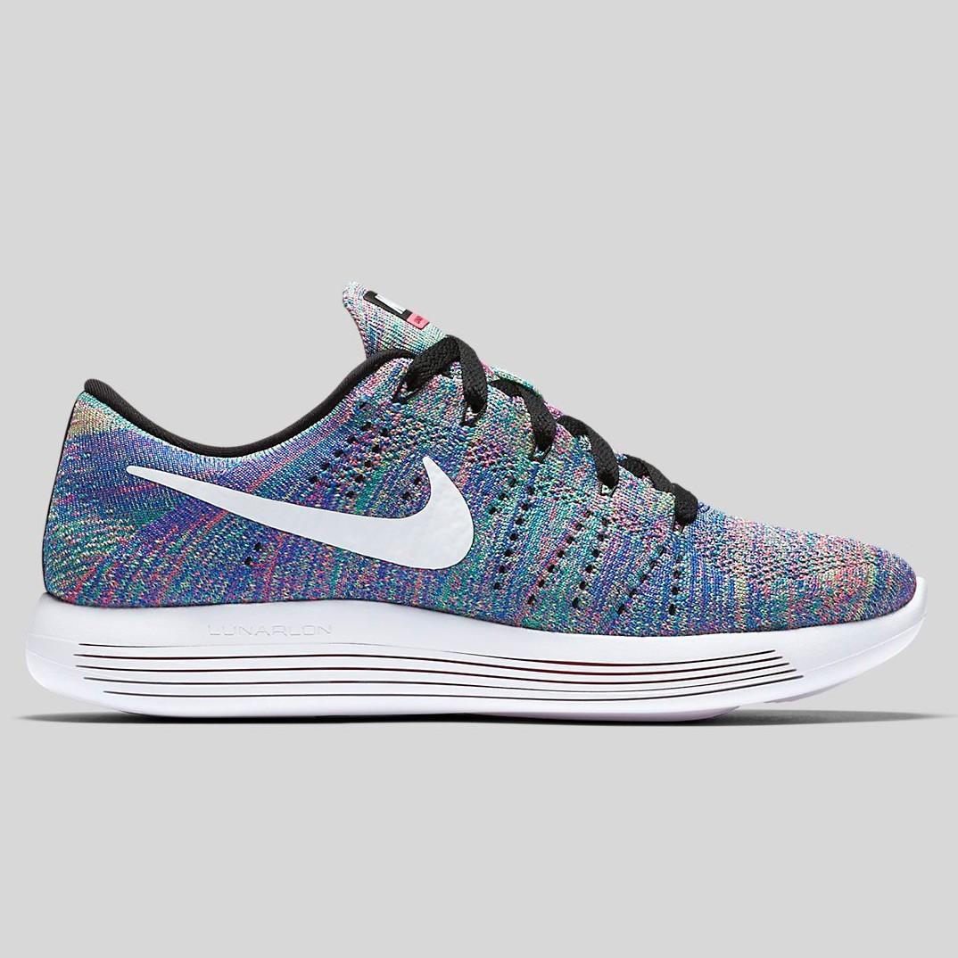 Online Shop Nike Wmns Lunarepic Low Flyknit Multi color