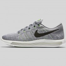 Damen & Herren - Nike Lunarepic Low Flyknit Cool Grau Schwarz Wolf Grau (Pre-order)