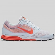 Damen & Herren - Nike Wmns Air Zoom Fly 2 Blau Tint Hyper Orange