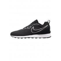Nike Md Runner 2 Br Schuhe Low NIKr23g-Schwarz