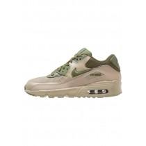 Nike Air Max 90 Schuhe Low NIKduk4-Grün