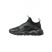 Nike Air Huarache Run Ultra Schuhe Low NIK5t4y-Schwarz