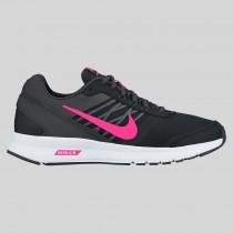 Damen & Herren - Nike Wmns Air Relentless 5 MSL Schwarz Hyper Pink Anthracite