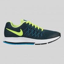 Damen & Herren - Nike Zoom Pegasus 32 (GS) Schwarz Blau Lagune Volt