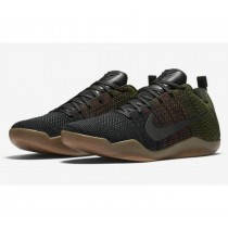 Nike Kobe 11 Elite Low 4KB Black Horse Sneaker-Herren