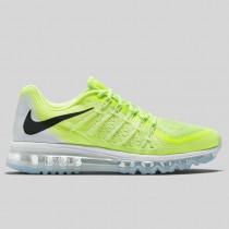 Damen & Herren - Nike Air Max 2015 Volt Weiß Schwarz