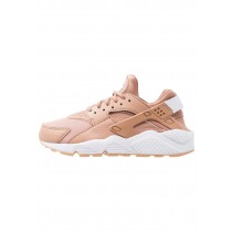 Nike Air Huarache Run Schuhe Low NIK4zhd-Khaki
