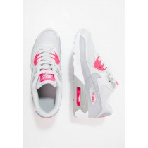 Nike Air Max 90 Schuhe Low NIK7rtd-Weiß
