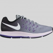 Damen & Herren - Nike Wmns Air Zoom Pegasus 33 Stealth Weiß Fierce lila