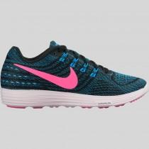 Damen & Herren - Nike Wmns Lunartempo 2 Blau Glühen Pink Blask Schwarz