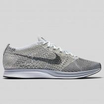 Damen & Herren - Nike Flyknit Racer E Platinum