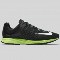 Damen & Herren - Nike Air Zoom Streak 5 Schwarz Spiegeln Silber Volt