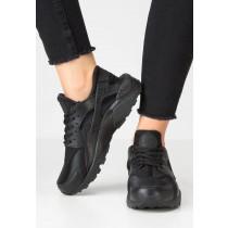 Nike Air Huarache Run Schuhe Low NIK1vz2-Schwarz