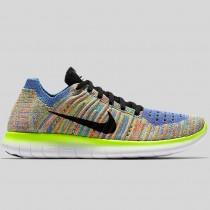 Damen & Herren - Nike Wmns Free RN Flyknit Multicolor