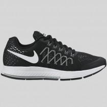 Damen & Herren - Nike Zoom Pegasus 32 (GS) Schwarz Weiß Dunkel Grau