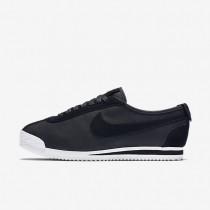 Nike Cortez '72 Schuhe - Schwarz/Metallische Zinn/Weiß