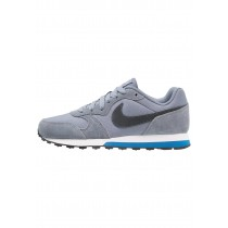Nike Md Runner 2 Schuhe Low NIKw43s-Blau