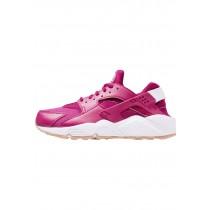 Nike Air Huarache Run Schuhe Low NIKqui2-Rot